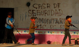 In Mexico, Children as Young as 10 Recruited by Drug Cartels