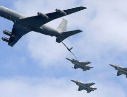 Israeli Air Force Has Resumed Training For A Possible Strike On Iran's Nuclear Facilities