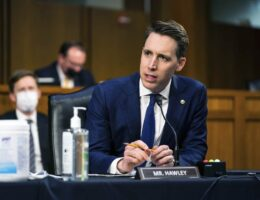 Josh Hawley Exposes the True Agenda Behind AG Garland's Bizarre Letter Targeting School Board Protesters