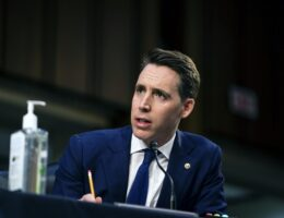 Josh Hawley Lights up Merrick Garland Over New Troubling Memo Against Parents