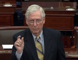 JUST IN: McConnell Caves, Agrees to Short-Term Emergency Debt Ceiling Extension Into December