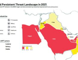 Kaspersky experts highlight the Middle East's most vulnerable countries to APTs