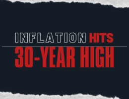 Key Inflation Index Hits 30 Year High; As Dems Push $5.5 Trillion More In Government Spending