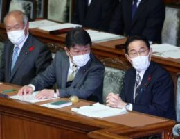 Kishida a status quo prime minister facing escalating foreign policy challenges