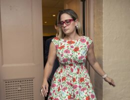 Kyrsten Sinema Gets the Press Knotted up With Hypocrisy Over Her Europe Trip
