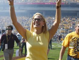 Kyrsten Sinema Takes a Shot at the White House and Disappoints Democrats Everywhere