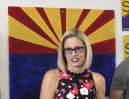 Kyrsten Sinema's Red-Line Is Revealed and Her Colleagues Are Furious