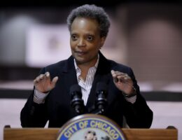 Lightfoot Shows Rules Don't Apply to Her While Dropping Hammer on Huge Number of Police
