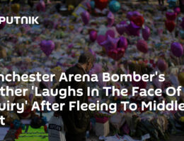 Manchester Arena Bomber's Brother 'Laughs In The Face Of Inquiry' After Fleeing To Middle East