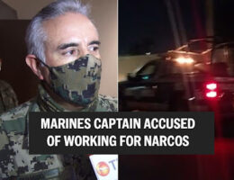 Marines Captain Who Promised To Clean Up Police, Accused Of Working For Narcos, Obregón, Sonora