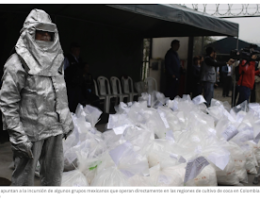 Mexican Cartels take hold in Drug Trafficking to Europe