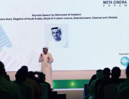 Middle East box office revenue to cross US$800 million in 2021 as 4th META Cinema Forum – the largest industry event in MEA region – opens