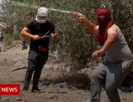 Middle East: Deadly Palestinian and Israeli clash