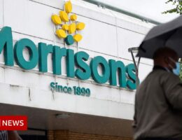 Morrisons: US firm wins auction to take over supermarket chain