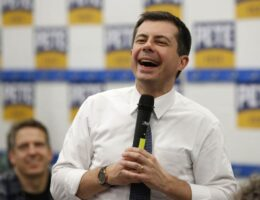 Nation's Largest Conservative LGBTQ Group Rips Buttigieg for Going AWOL During Supply-Chain Crisis