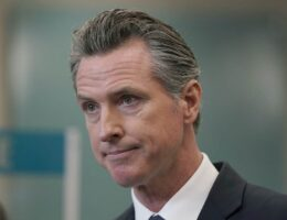 Newsom Gets Nailed Again With Another Example of 'Rules for Thee'