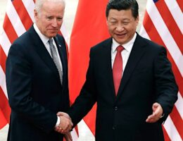 President Biden: 'We Agree' With China to Abide by Taiwan Agreement