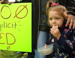 Protests Around the Nation Grow, as Americans Just Say 'No' to Government-Mandates of Vaccines