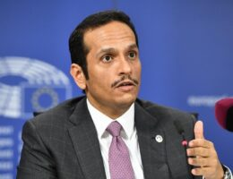 Qatari FM Says The Abraham Accords Will Not Signal Middle East Peace