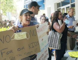 Reopen California Schools Facebook Page Mysteriously Disappears
