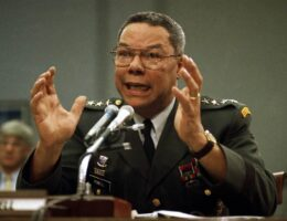 Save the Scripted Praise, Joe. Colin Powell Would Not Have Left Americans Behind Enemy Lines