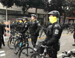 Seattle Police Officers Have a Very Clear Message for Mayor Jenny Durkan Against the Mandate