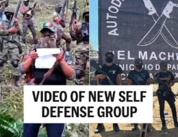 Self-Defense Group Emerges After Criminal Attacks In Chiapas