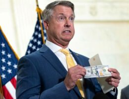 Sen. Roger Marshall to Newsmax: 'Bidenflation' Here to Stay