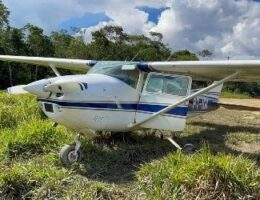Small Aircraft Feed Illegal Mining Operations in Brazil's Amazon