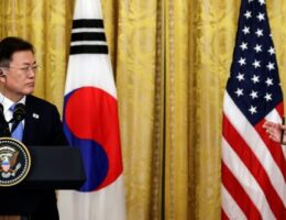 South Korea's growing partisanship over relations with the United States