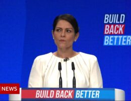 Spotlight on women's safety at Conservative conference