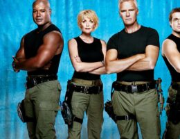 'Stargate SG-1' Leaving Netflix After One Year in December 2021