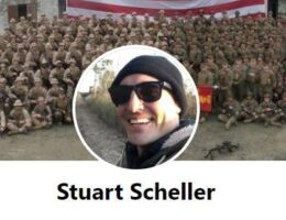 """""""Tell Your Son to Stop Tweeting about Me"""" – Lt. Col. Stuart Scheller Insults Trump and His Family"""