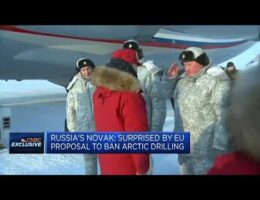 The EU Does Not Want Russia To Develop Its Oil, Coal And Gas Resources In The Arctic