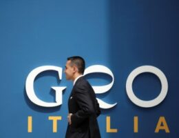 The G20 moves forward cautiously under Italy's Mario Draghi