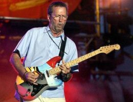 The Hysterics Try to Destroy Eric Clapton for COVID Wrong-Think