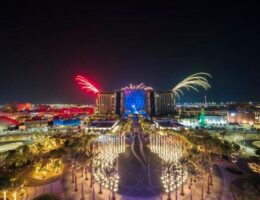 The Middle East's First World Expo Kicks Off in Dubai