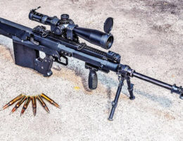 The SAS's New Rifle Can Blast Helicopters Out Of The Sky