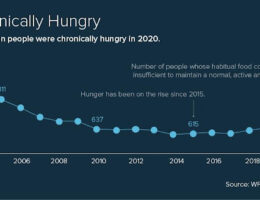 Tracking Global Hunger & Food Insecurity