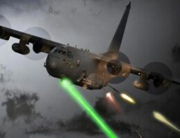 U.S. Air Force Is Testing Lasers On Its The AC-130J Gunship's