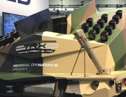 U.S. Army To Test An Entire Company Of Unmanned Combat Vehicles In A Simulated Battle Next Year