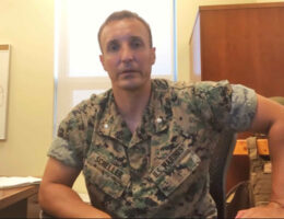 U.S. Lt. Col Stuart Scheller Will Plead Guilty To Charges At Court Martial For Criticizing Afghanistan Withdrawal