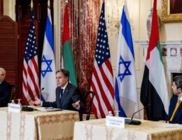 U.S. Secretary of State Blinken Says The U.S. Will Not Normalize Relations With Syria Under Assad