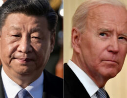 US Official Says President Biden And Chinese President Xi Will Hold A Virtual Meeting Before The Year-End
