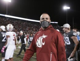 Washington State Head Football Coach Nick Rolovich Fights Being Fired for Coaching While Catholic