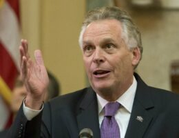 WATCH: McAuliffe Calls Parents 'Racist' and CRT 'Made-up,' but Refuses to Define It