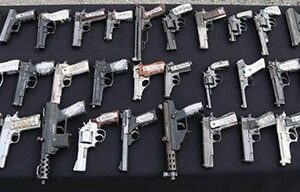 Weapons Trafficking Rife on Mexico's Social Media