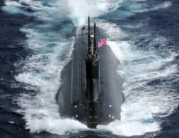 Why Do Nuclear Submarines Still Crash Into Things Underwater