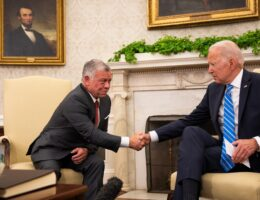 With Biden in the White House, King Abdullah Reclaiming His Role in the Middle East
