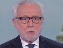 Wolf Blitzer Continues to Embarrass Himself